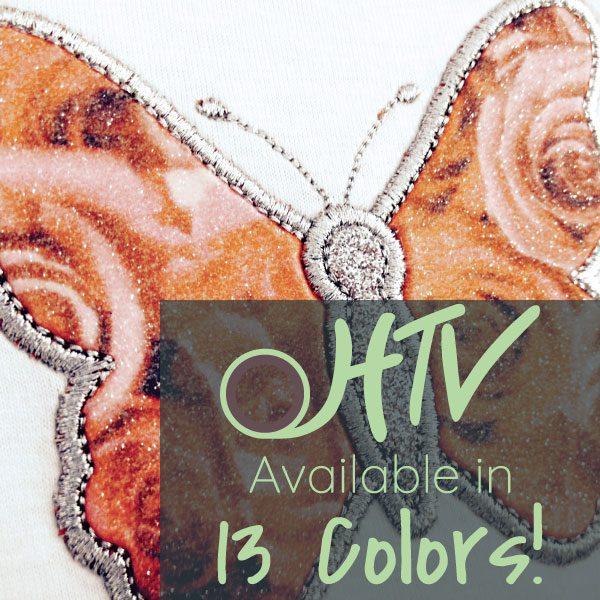 Embroidery Glitter