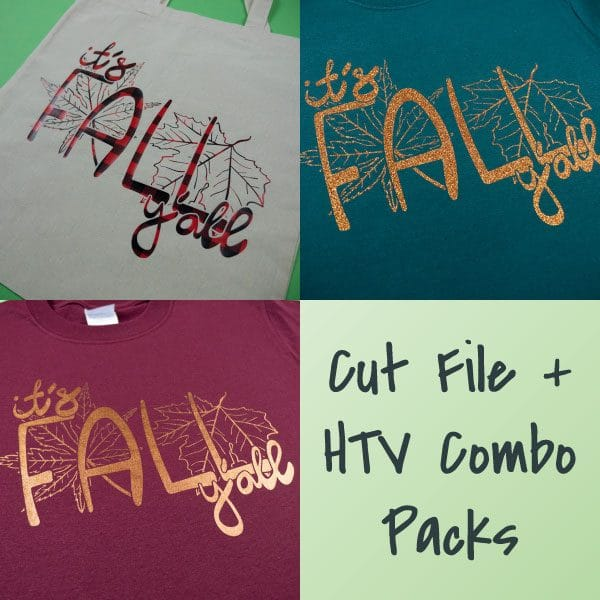 It's Fall Y'all Combo Packs