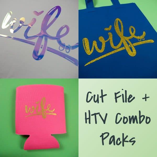 Wife Combo Packs