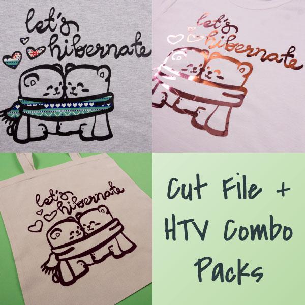 Let's Hibernate Combo Packs