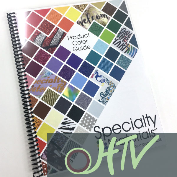 Specialty Materials' Product Color Guide