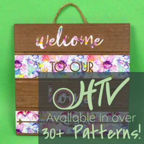 The store image forFashion Patterns SpecialtyPSV™ - it shows a door sign and advertises there are over 30 patterns of Fashion Patterns SpecialtyPSV™