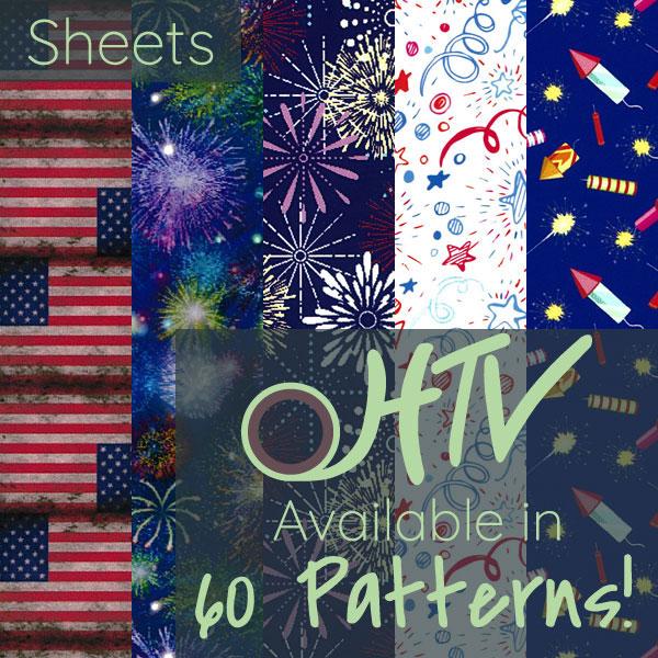 ThermoFlex® Fashion Patterns Festive Sheets